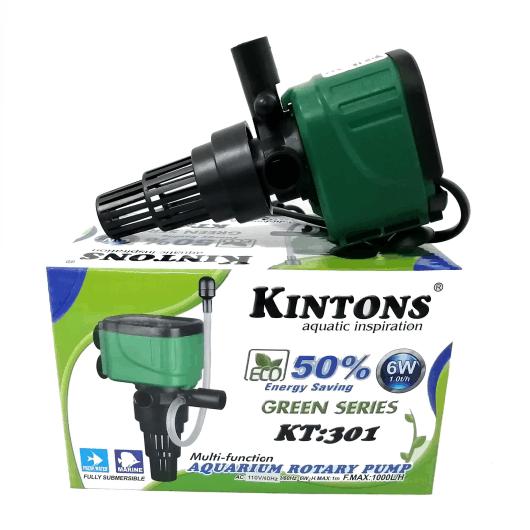 Bomba submersa kintons kt- 301 1000l/h 6w 110v