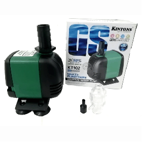 Bomba submersa kintons kt- 102 1200lh 15w 110v