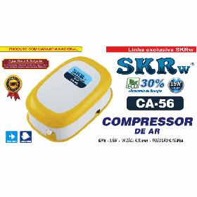 Compressor SKRw ca-56 1 saída 4,5l/m 3,5w 127v